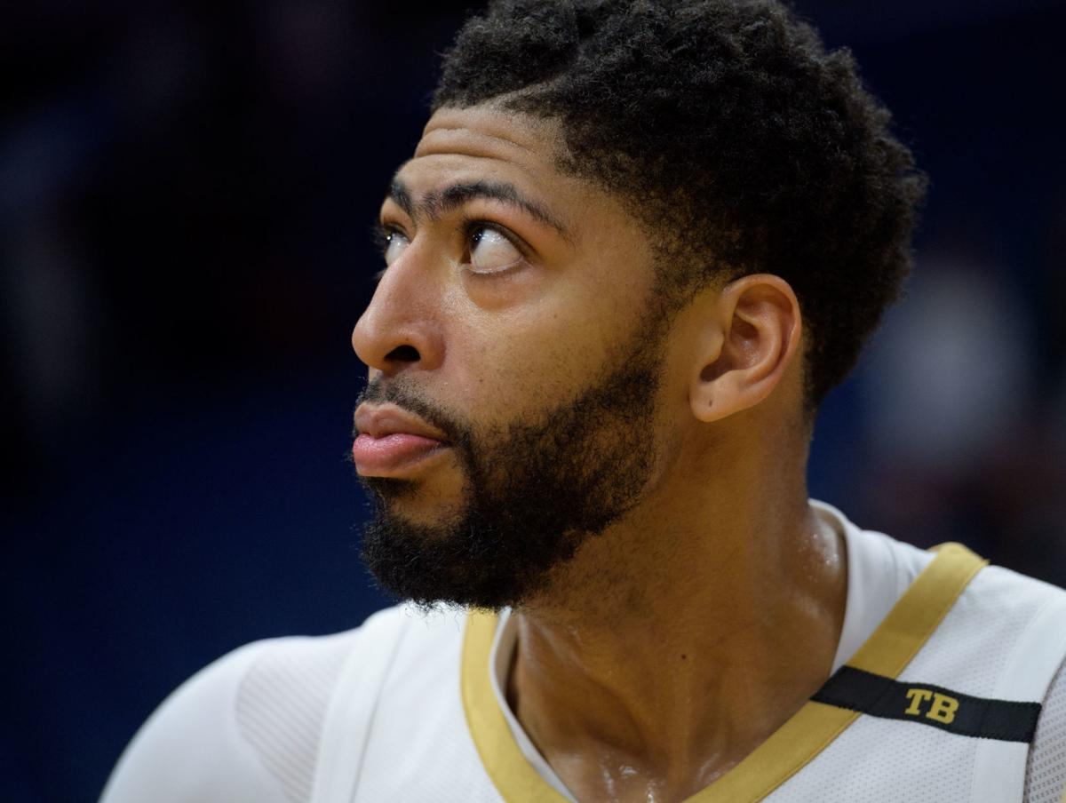 Kushner Anthony Davis Wants Out Of New Orleans But Someone