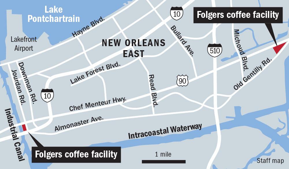 121520 Folgers coffee plant