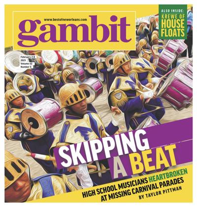Gambit cover 02.02