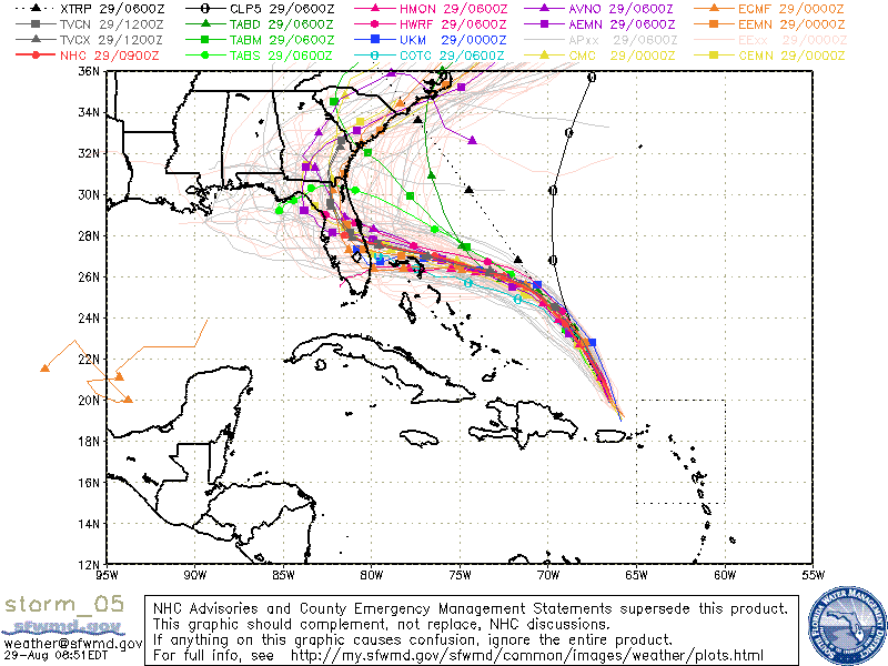 image regarding Hurricane Tracking Map Printable called Hurricane Dorian heads for Florida, essential in the direction of be Class