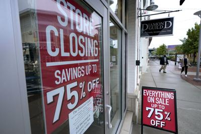 File photo of store closing