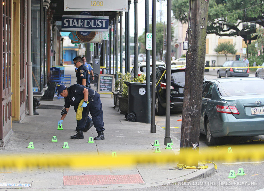 'Murderous' Byrd Gang connected to Magazine Street shootout: NOPD