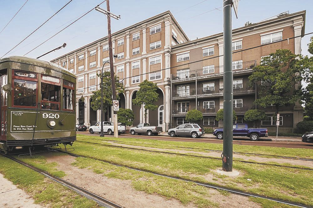 1750 St. Charles Ave., Apt. 204 in the Lower Garden District