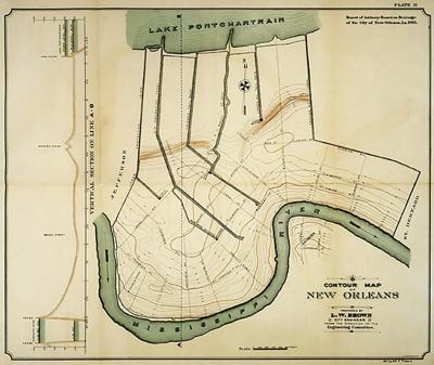 A look back at New Orleans' 300-year-long drainage drama