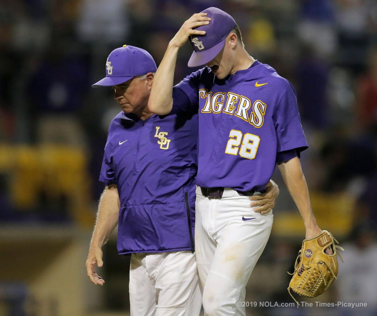 low priced 5a517 d5229 Looking back and forward to see where LSU baseball stands in ...