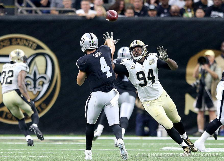 The Edge: Assessing how New Orleans Saints, Las Vegas Raiders stack up for Week 2