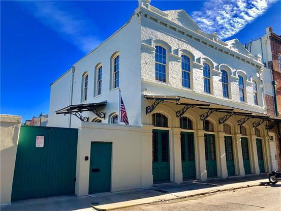 515 Ursulines St. in the French Quarter