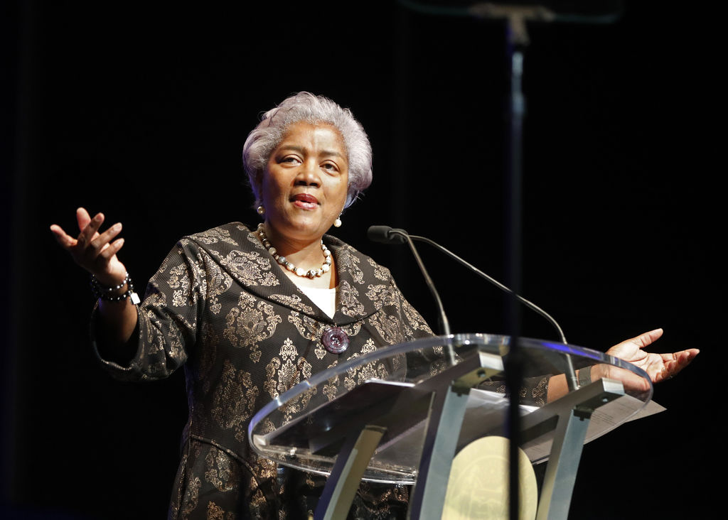 Can Donna Brazile save our political discourse?