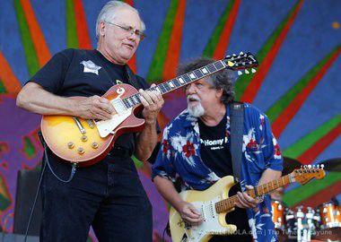 The Radiators make happy return to New Orleans Jazz Fest (copy)