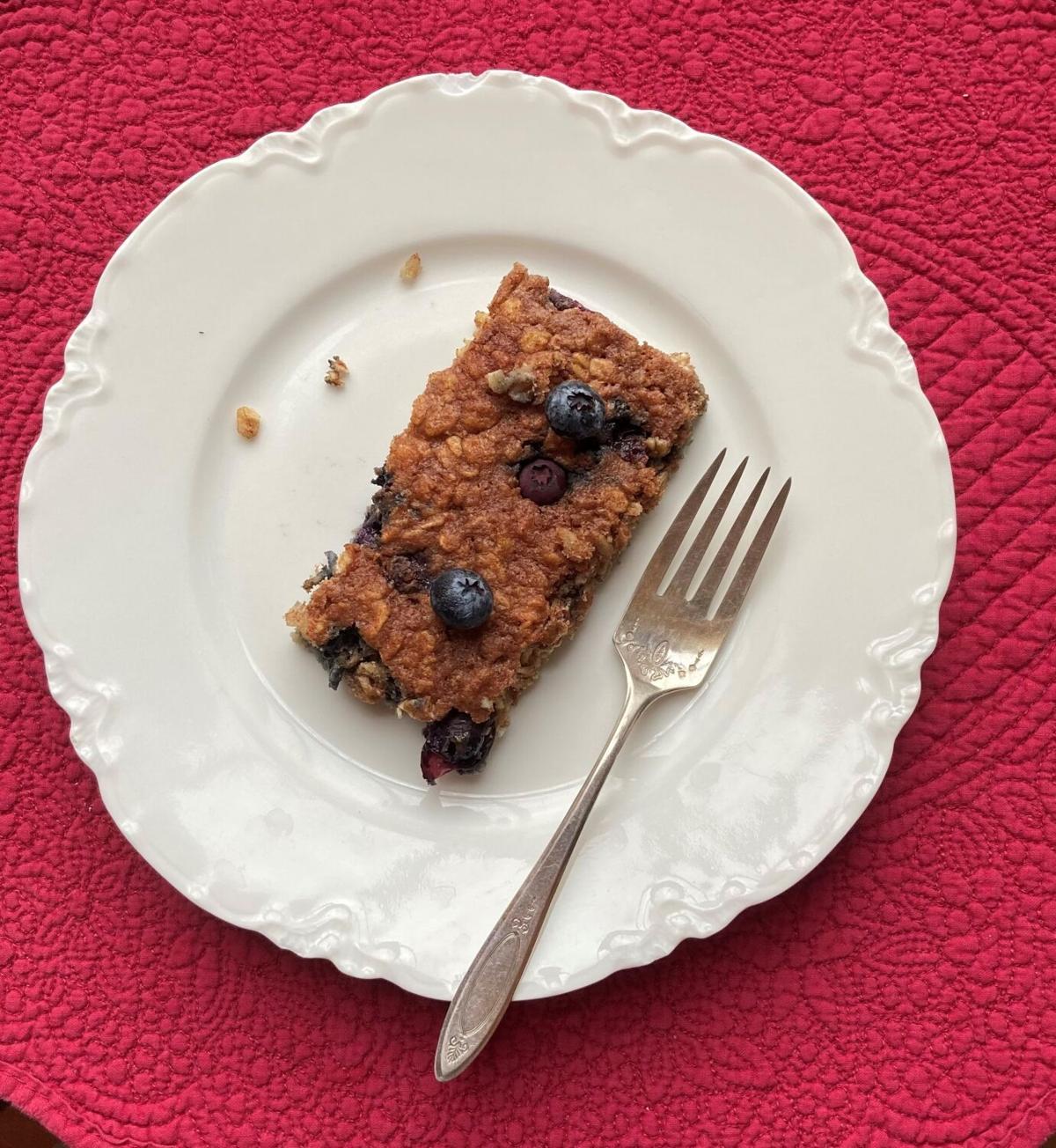 Blueberry baked oatmeal 2 by Judy Walker.jpg