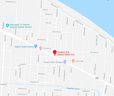 2 struck in apparent drive-by shooting in Algiers: NOPD