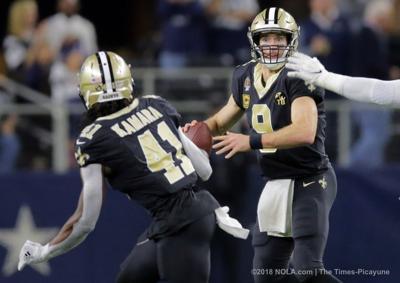 New Orleans Saints vs Dallas Cowboys 2018