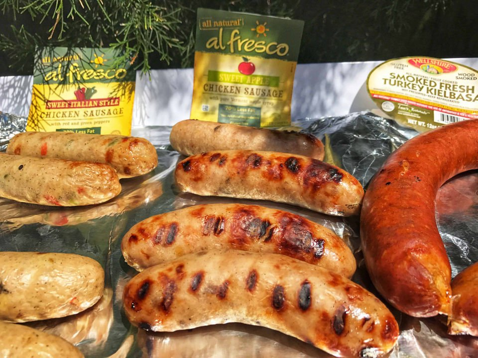 The best-tasting chicken, turkey sausages: Flavorful and