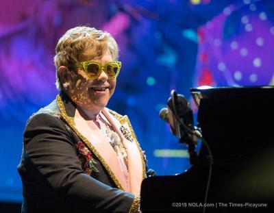 Elton John brings his 'Farewell Yellow Brick Road' tour to New Orleans' Smoothie King Center (copy)