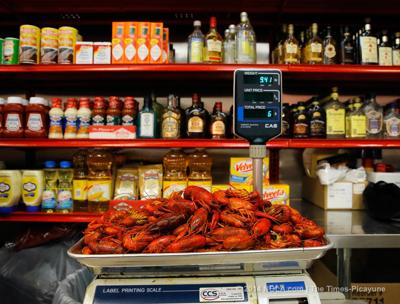 Where will you go to eat your last boiled crawfish of the season?