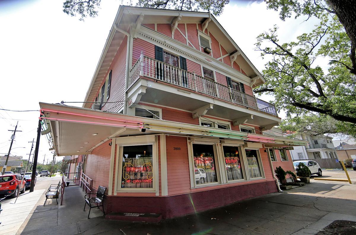 Mandina's on Canal Street