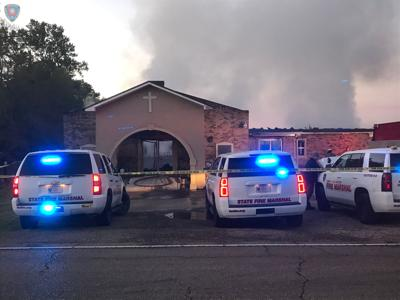 Louisiana burning: attack on 3 black churches was racist and evil