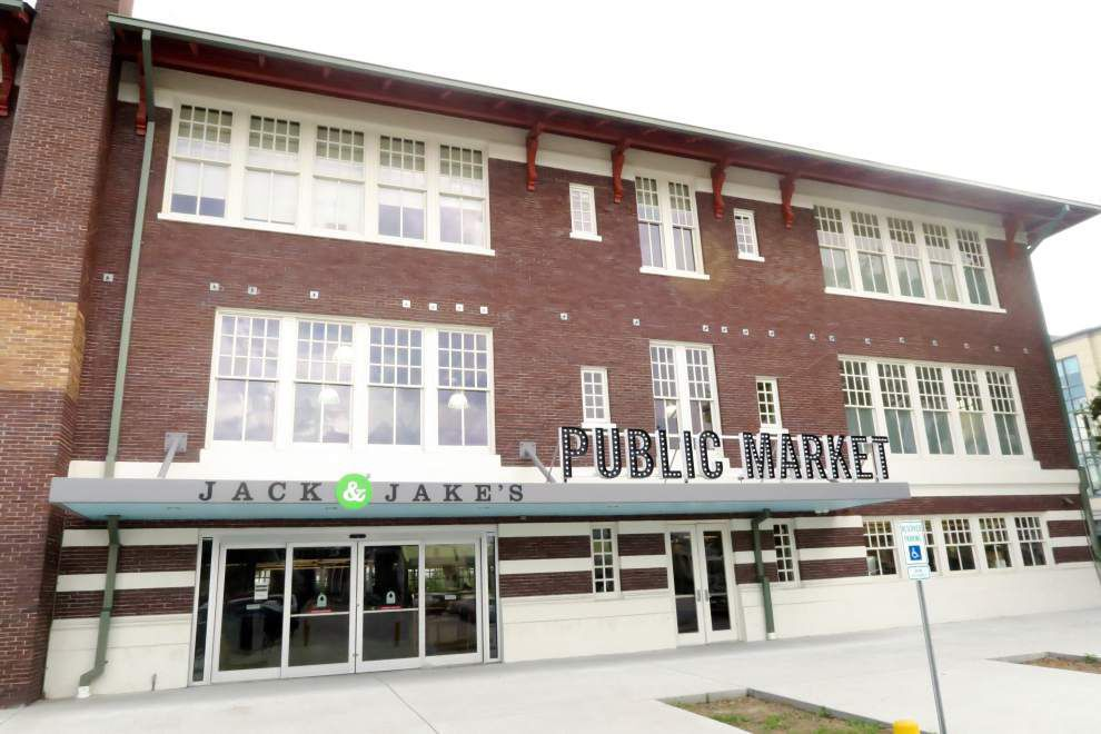 Jack & Jake's becomes Dryades Public Market _lowres