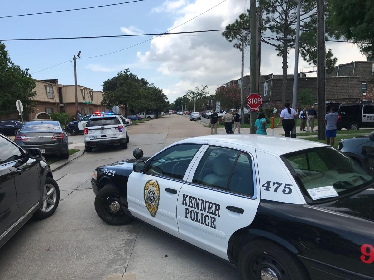 Kenner police, JPSO search for man accused of shooting at