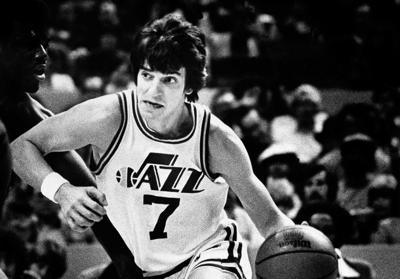 The blockbuster trade that put the Jazz on the NBA map -- and landed Pistol Pete in New Orleans (copy)
