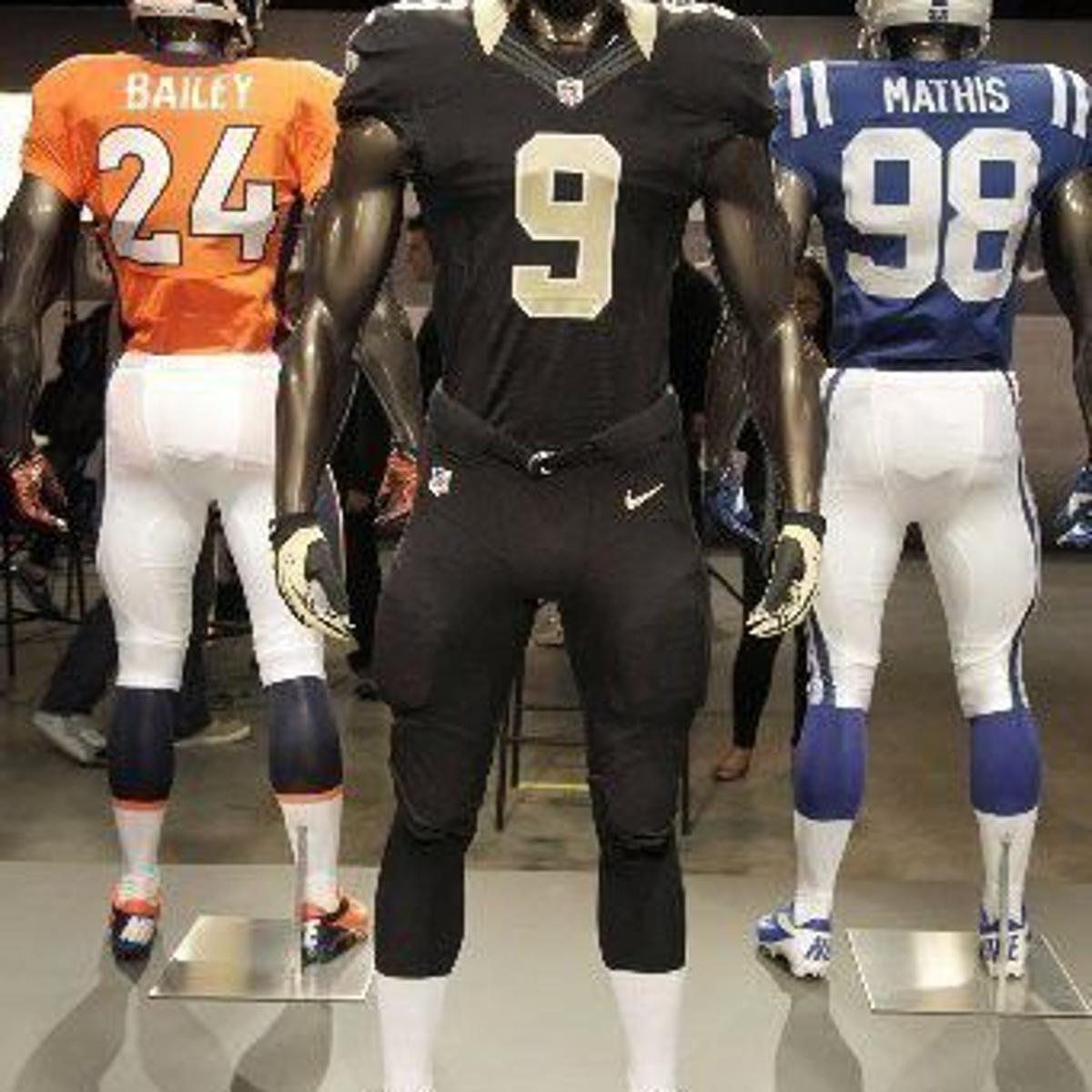 new style 22723 afffc Black helmets for the New Orleans Saints: What you're saying ...