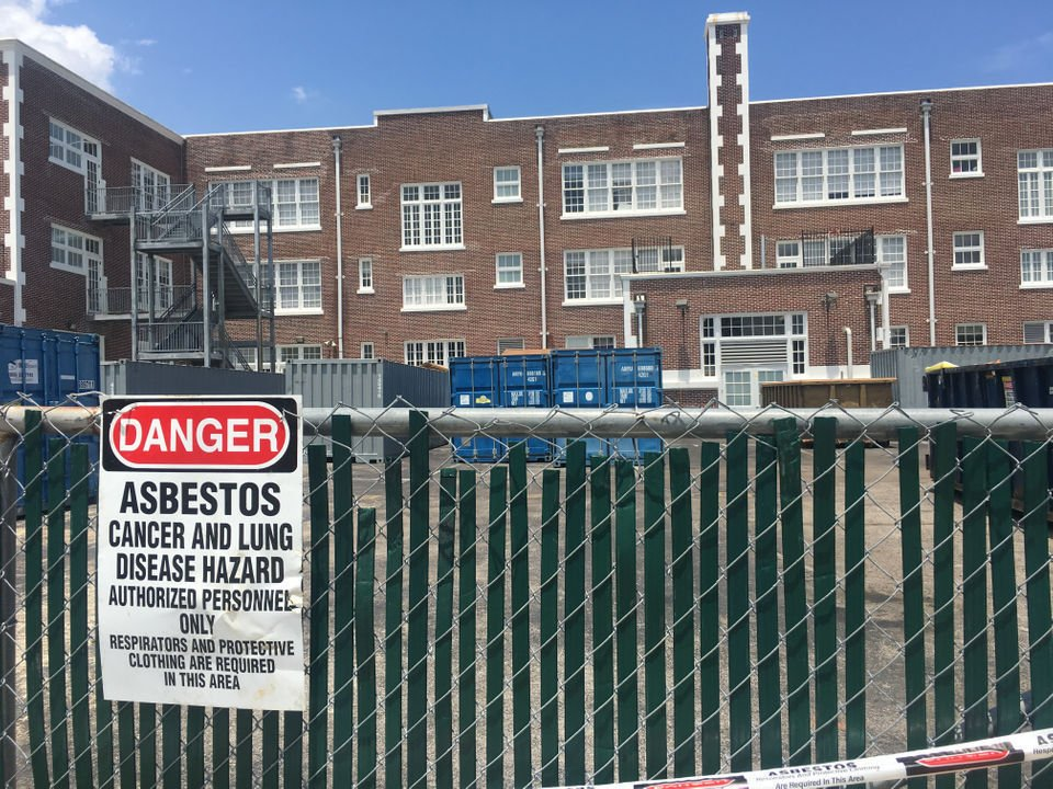 Parents slam officials for not telling them about school asbestos ...