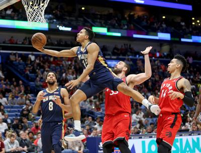 More confident Frank Jackson making an impact for the Pelicans