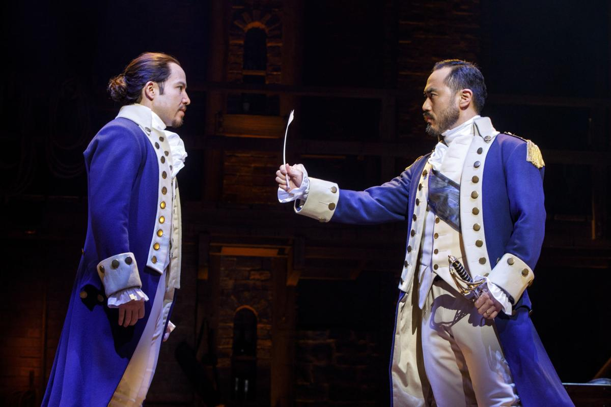 A review of 'Hamilton,' playing at the Saenger: Is it worth the hype?