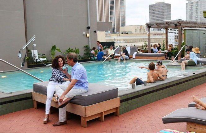 4 New Orleans Hotel Restaurant Pools Where Locals Can Swim Where Nola Eats Nola Com
