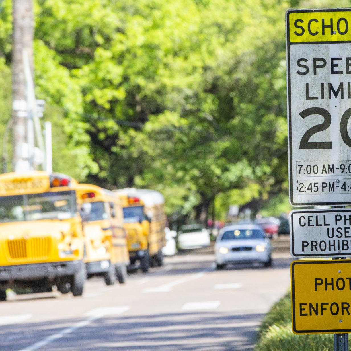 Get ready: New Orleans school zone traffic cams switched on next
