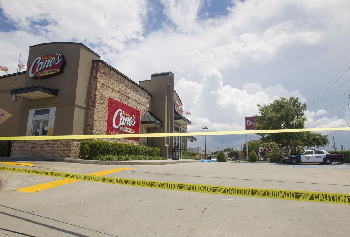 Raising Cane's murder, robbery