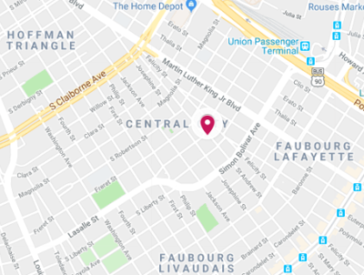 Person in car shot at group of men in Central City, injuring 45-year-old: NOPD