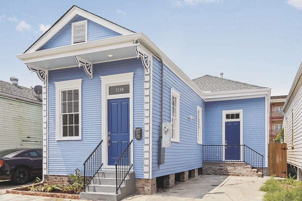 1118 Congress St. in Bywater