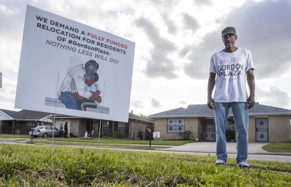 Gordon Plaza toxic landfill resident Jesse Perkins