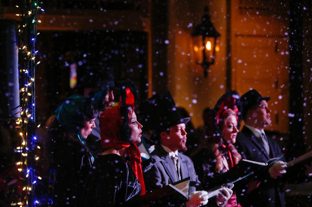 Christmas Cantata 2019 New Orleans.New Orleans Christmas Events Fill The Season With Lights