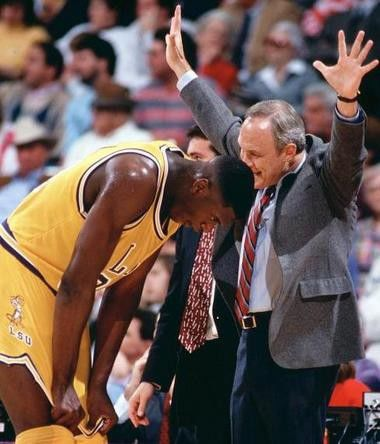 Connection to former LSU coach Dale Brown makes College Basketball Hall of Fame induction sweeter for Shaq