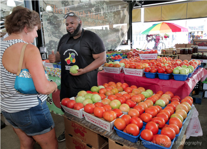 Dig into the red, ripe Creole Tomato Fest this weekend