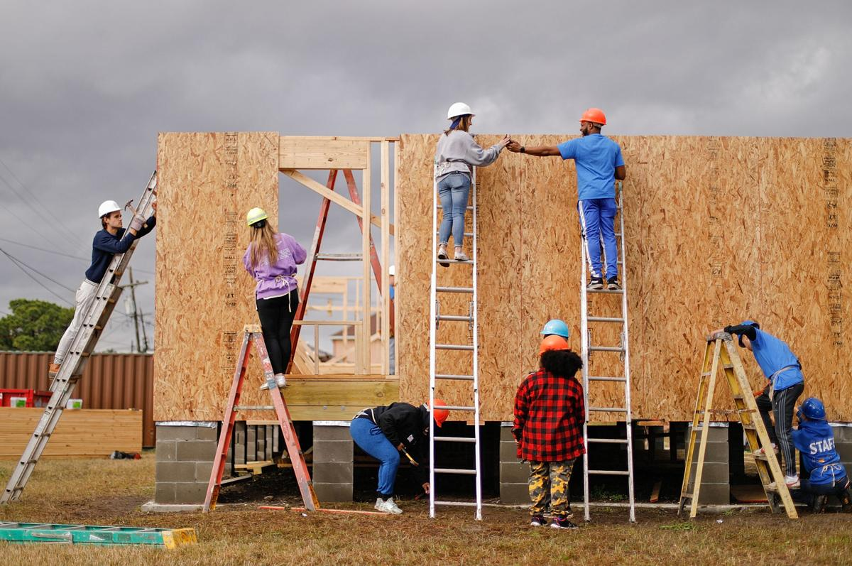 Jim Pate, executive director of New Orleans Habitat for Humanity, to retire