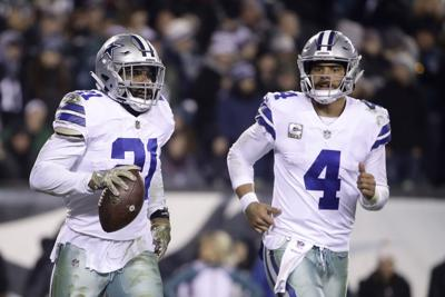 Cowboys ready to move to 1-1 against Chargers
