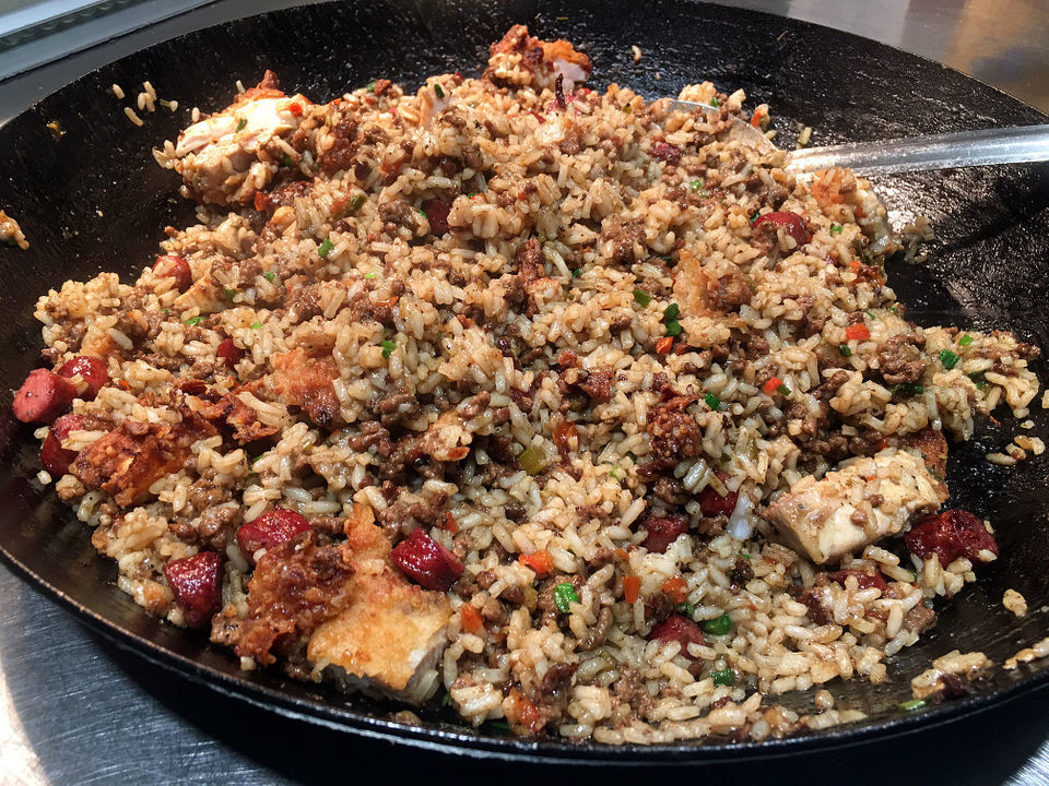 Chef Isaac Toups shares dirty rice secrets for the holidays
