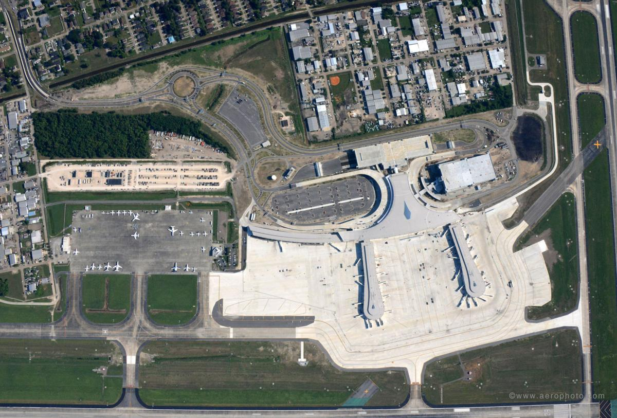 New Orleans Louis Armstrong International Airport, North Terminal latest (September, 2019)