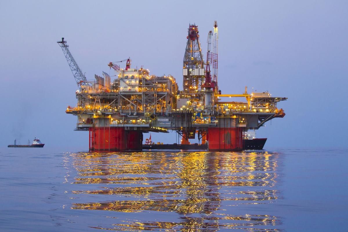 Bp To Spend  1 3 Billion On Atlantis Gulf Oilfield