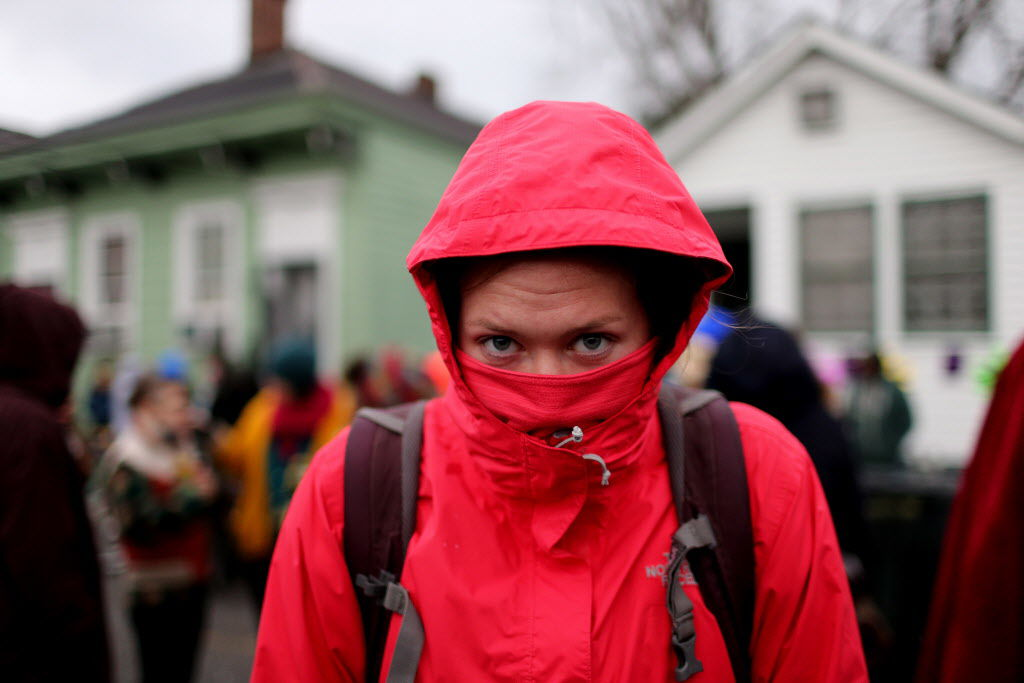 Cold day in New Orleans file photo