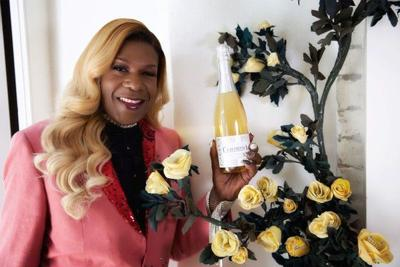 Drink up: Big Freedia launches sparkling rose wine