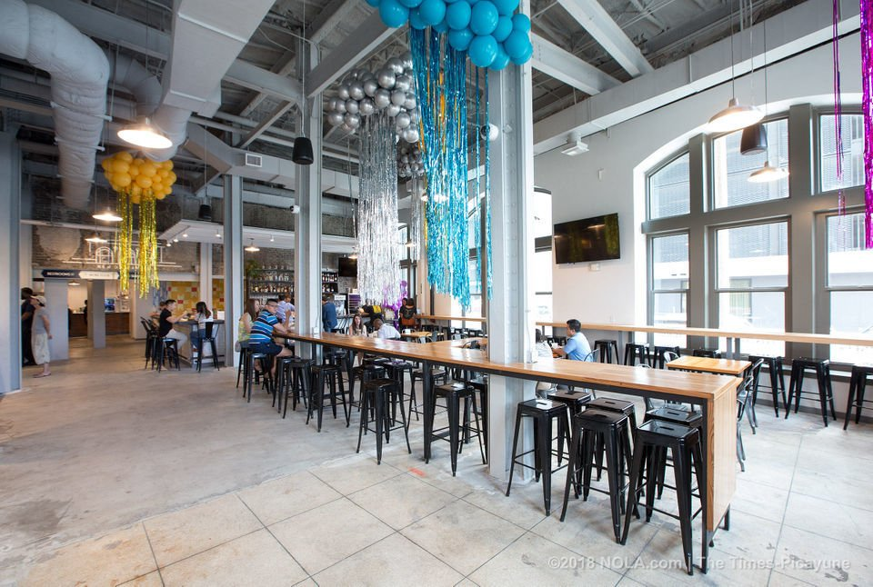Pythian Market dishes out food from around the world: Opening alert