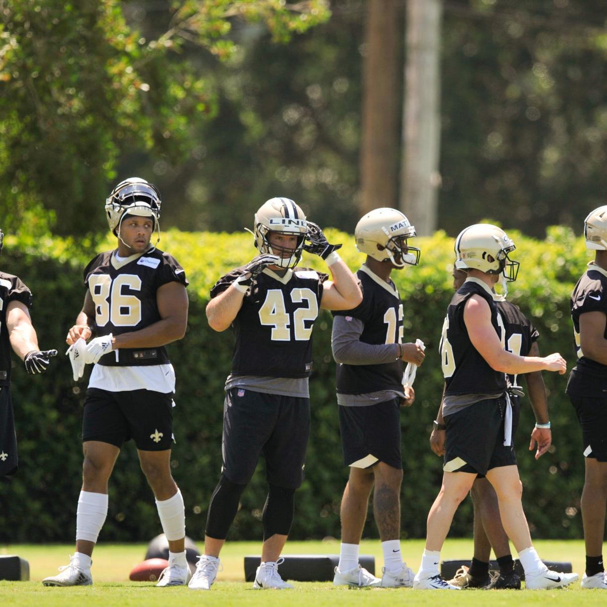 d8103aee When do Saints open preseason training camp? See reporting dates for ...