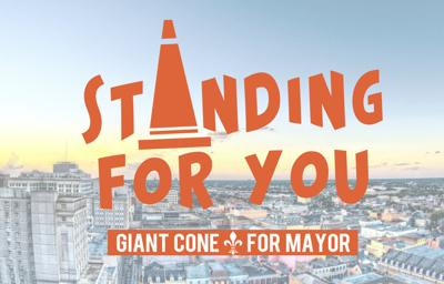 cone for mayor for real.jpg