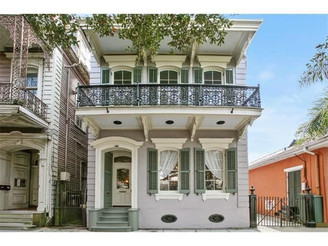 634 Esplanade Ave. in the French Quarter