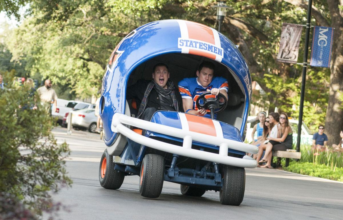 22 Jump Street': New Orleans locations earn cameos in comedy