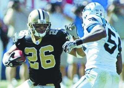 #ThrowbackThursday: Saints beat Panthers in first game after Hurricane Katrina